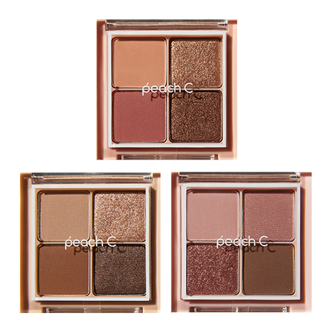 Палетка теней Peach C Falling in Eye Shadow Palette 8g