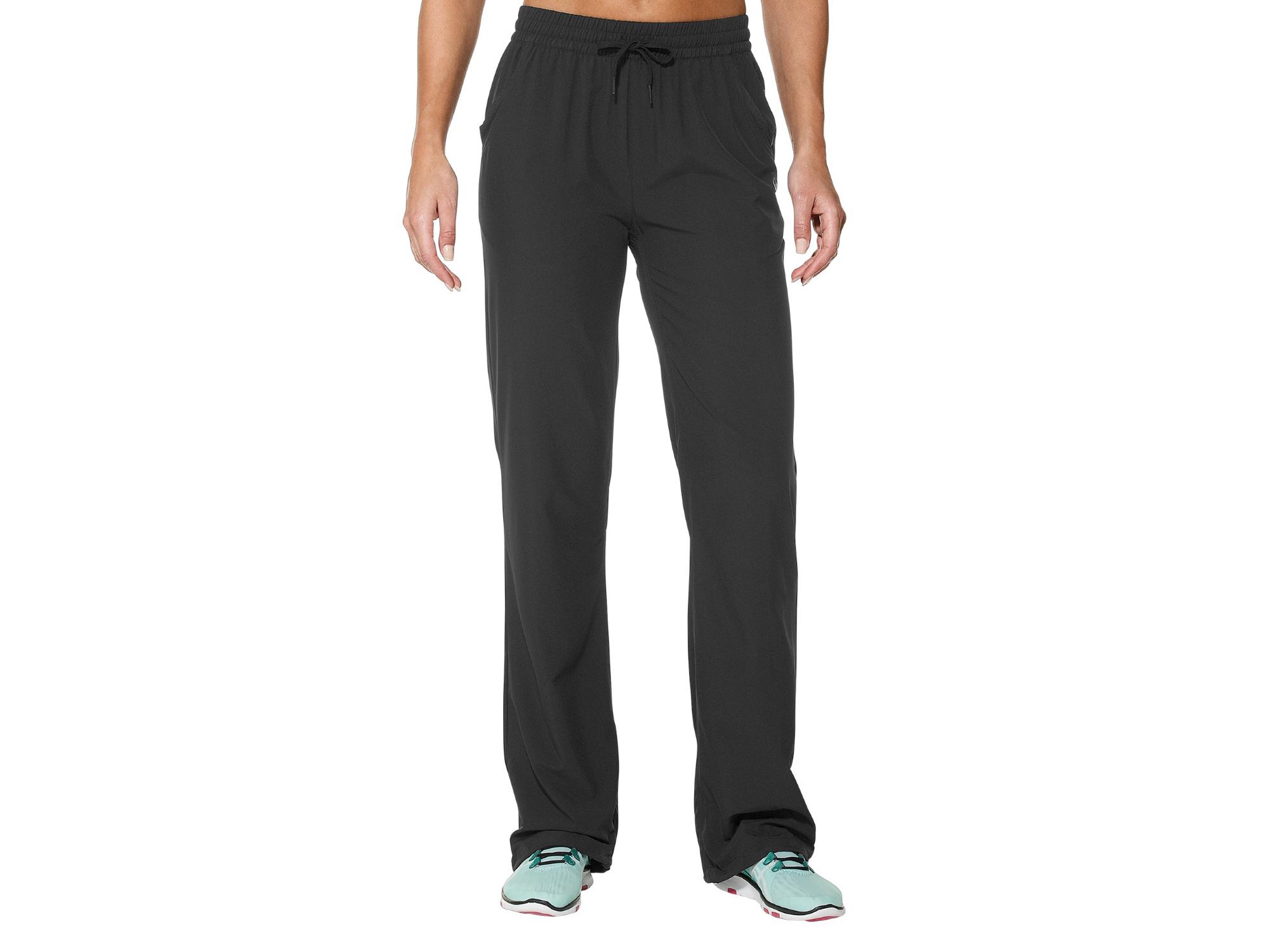 Женские брюки асикс Styled Woven Pant black (121810 0904) фото