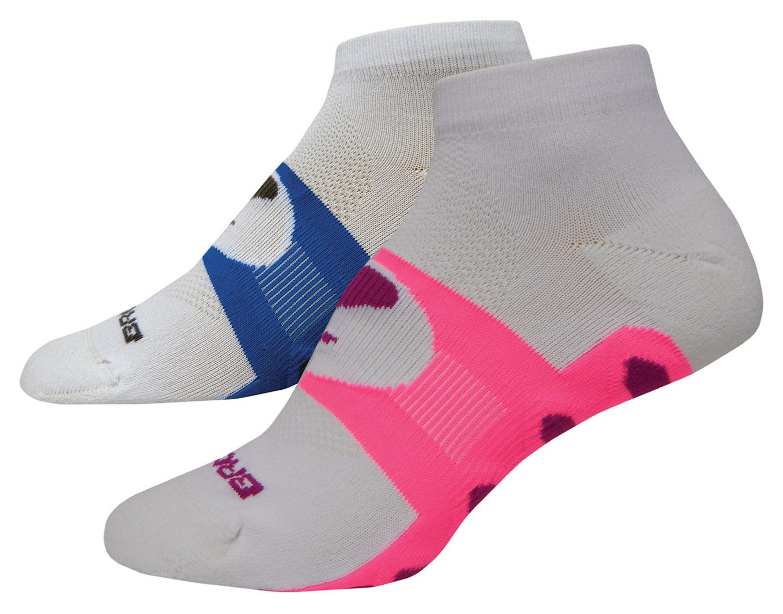Женские беговые носки Brooks Essential Low Quarter (740938-165)