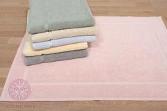 Коврик для ванной 65х90 Luxberry Lux розовый