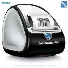 Принтер этикеток электронный Dymo LabelWriter 450 Turbo USB Label Printer