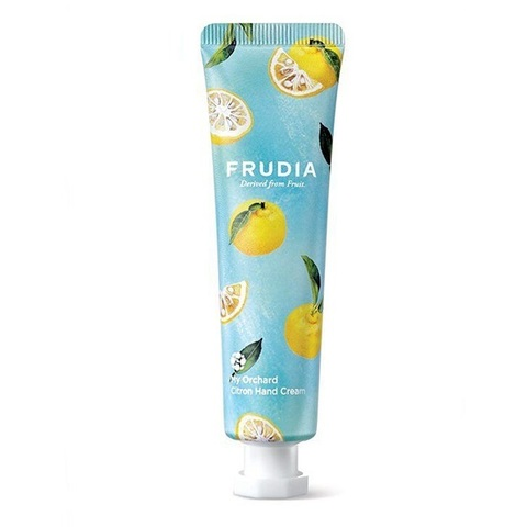 Крем для рук c экстрактом лимона Squeeze Therapy My Orchard Citron Hand Cream 30г