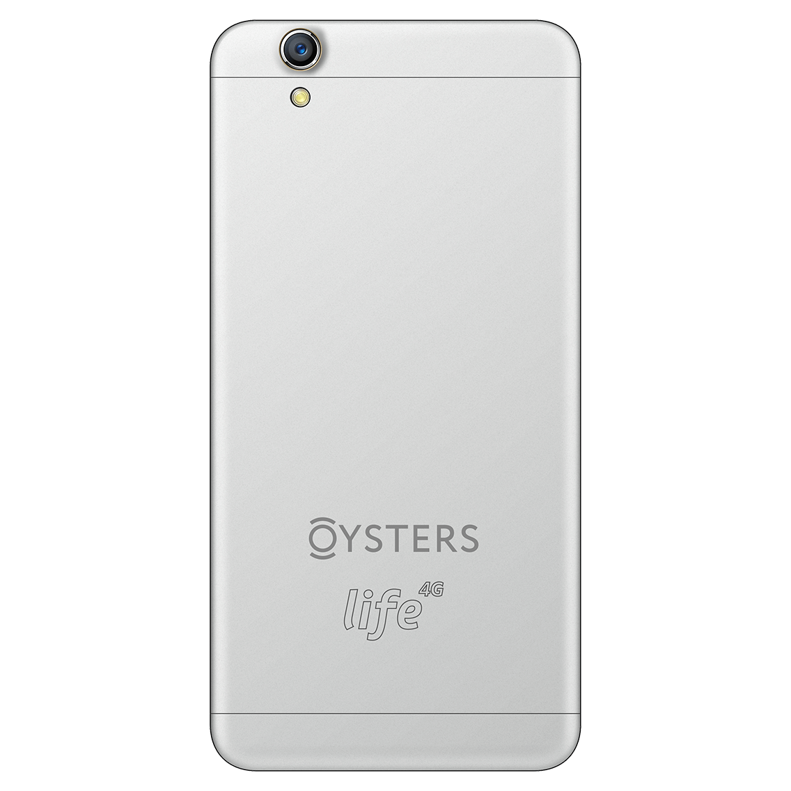 OYSTERS LIFE 4G 5.5'' + ФИТНЕС-БРАСЛЕТ LIFE BRC