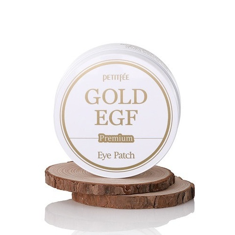 Патчи для глаз PETIFEE Premium Gold & EGF Eye Patch 60 шт.