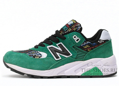 Кроссовки Женские New Balance 580 Indika Green