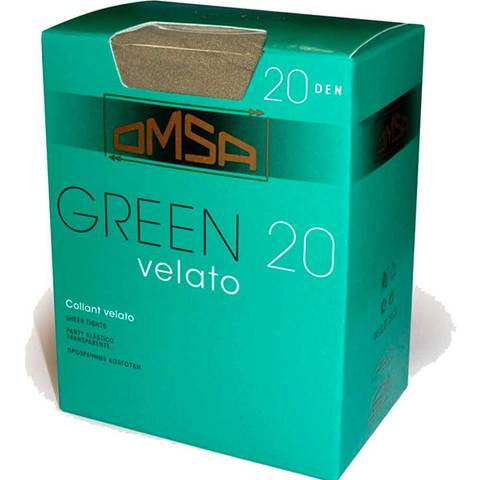 Колготки Green 20 Omsa