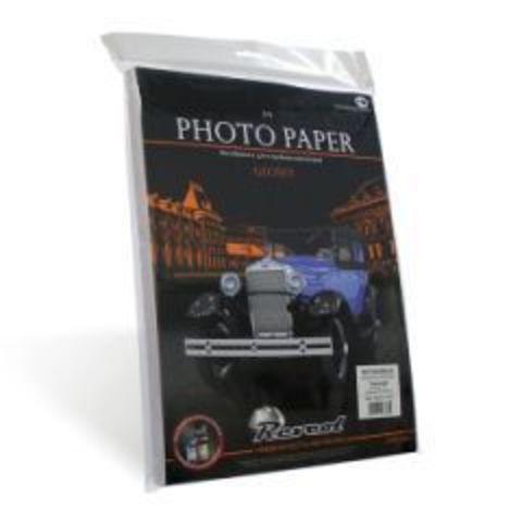 Фотобумага, глянцевая, A4, 240г/м2, 50 л.