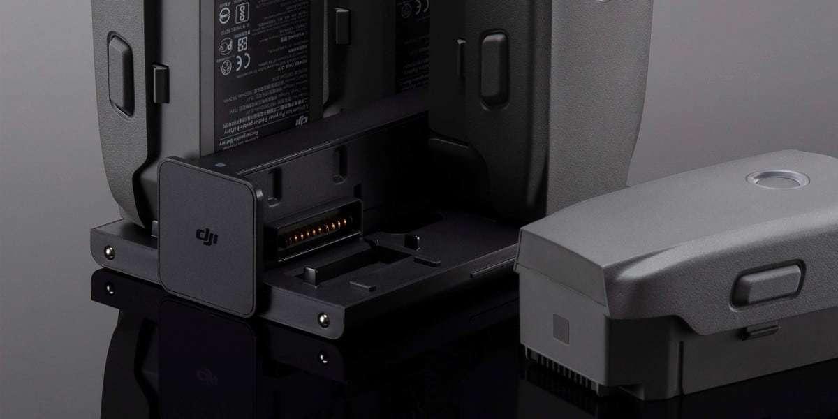 Концентратор хаб DJI Mavic 2 Battery Charging Hub (Part10) зарядка батарей