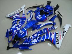 Комплект пластика для мотоцикла Yamaha YZF-R6 08-15 Fiat 500
