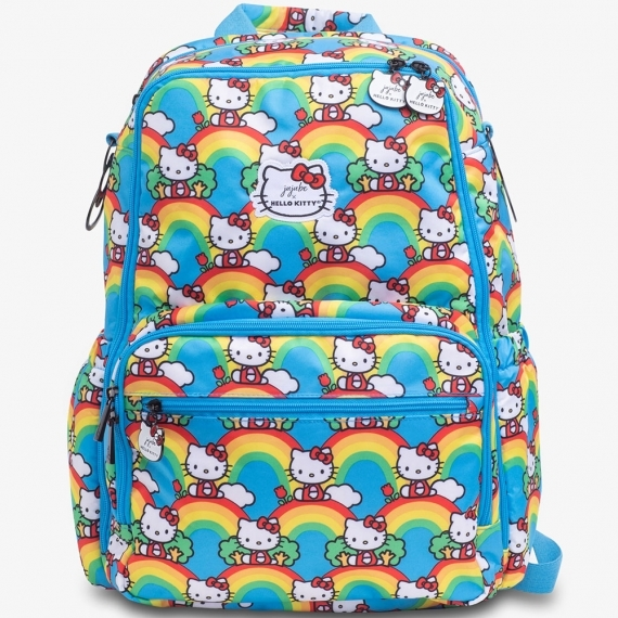 Рюкзак Zealous JuJuBe Hello Kitty Hello Rainbow