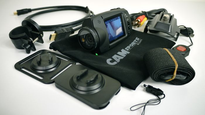Экшен-камера CAMsports HDMAX Extreme