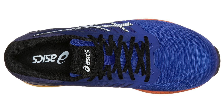 Мужские беговые кроссовки Asics FuzeX (T639N 4350) синие фото