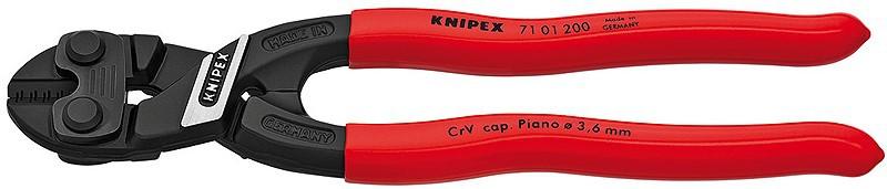 Прямой компактный болторез KNIPEX CoBolt® 71 01 200 KN-7101200