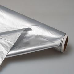 Полисилк металлизированный односторонний 20м (серебро)