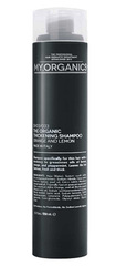 Уплотняющий шампунь для тонких волос, My.Organics
