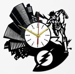 Флэш Часы из Пластинки — Супергерой комикса