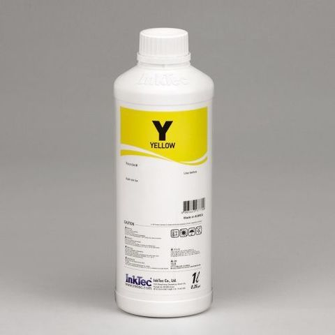 Чернила InkTec C9021 /Y yellow (желтый) Dye 1л.