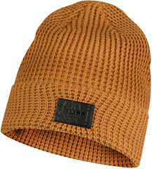 Вязаная шапка Buff Hat Knitted Kirill Camel
