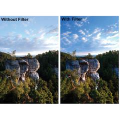 Поляризационный фильтр Fujimi CPL P-серия на 58mm (для Cokin)