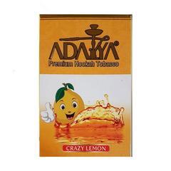 Табак Adalya 50 г Crazy Lemon (Крейзи Лимон)