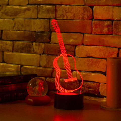 Art-Lamps Гитара
