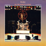 Rush / All The World's A Stage (2LP)