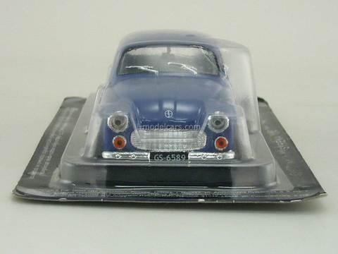 Syrena 104 blue 1:43 DeAgostini Auto Legends USSR #174