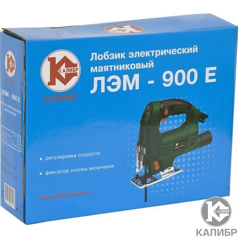 Лобзик Калибр ЛЭМ-900Е