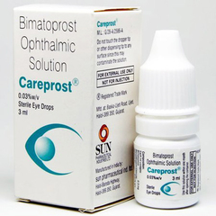 Careprost® (bimatoprost ophthalmic solution) 0....