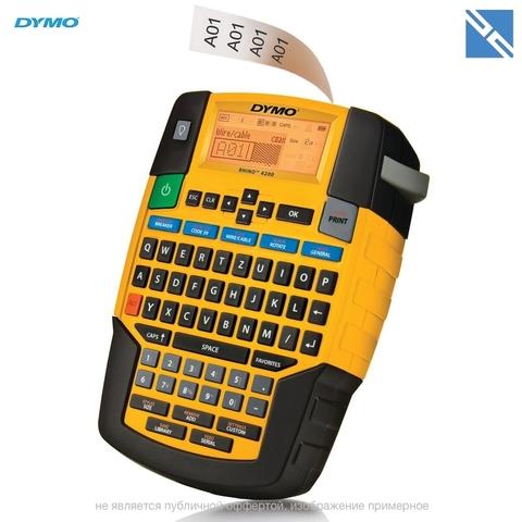 Принтер этикеток электронный Dymo Rhino 4200 Labeler With QWERTY Keyboard