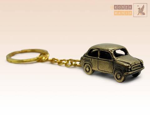 брелок Автомобиль ЗАЗ-965 - Горбатый Запорожец
