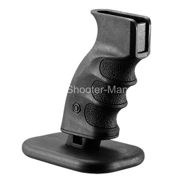Пистолетная рукоятка пластиковая снайперская SG-1 для АК, Вепрь, Сайга FAB Defense фото