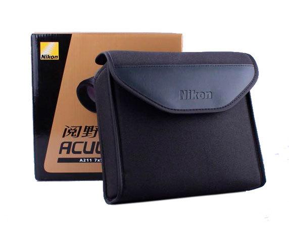 коробка и чехол Nikon Aculon A211 7x