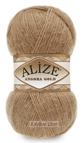 Angora GOLD Alize 127 Карамель - фото