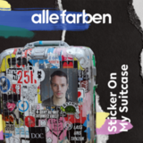 Alle Farben / Sticker On My Suitcase (2LP)