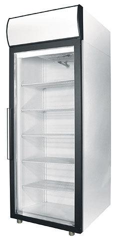 фото 1 Холодильный шкаф Polair DM107-S (ШХ-0,7 ДС) на profcook.ru