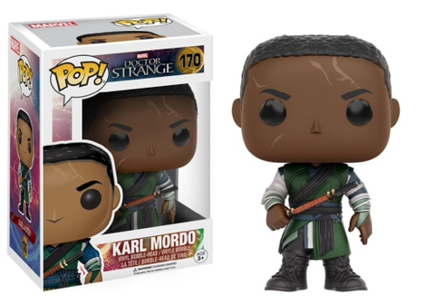 Фигурка Funko Pop! Marvel: Doctor Strange - Karl Mordo