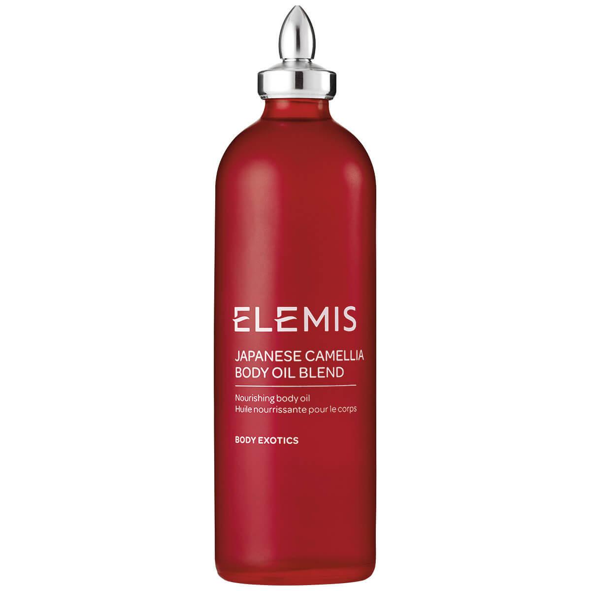 Регенерирующее масло для тела Японская камелия Элемис