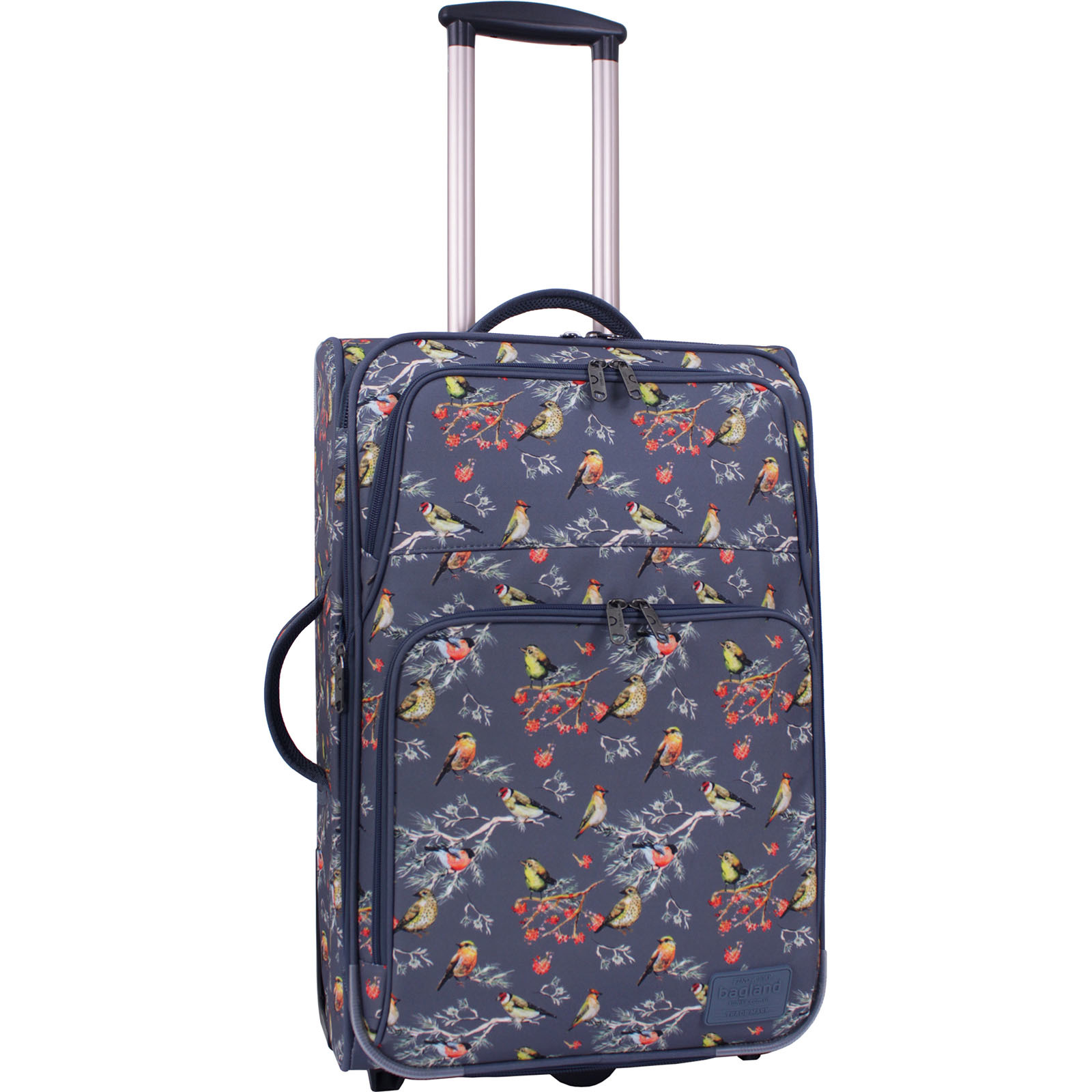 Дорожные чемоданы Чемодан Bagland Леон средний дизайн 51 л. сублімація 445 (0037666244) IMG_4841_суб.446_.JPG