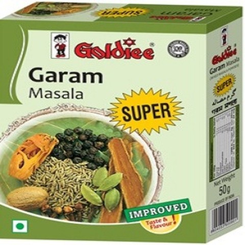 Гарам масала Голди, Garam Masala Goldiee,100 г