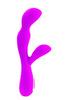 Вибромассажер со стимуляцией лона и клитора IMPULSE (8,4 х 3,7 см)