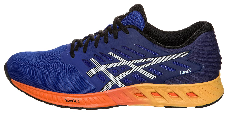 Мужская беговая обувь Asics FuzeX (T639N 4350) картинка