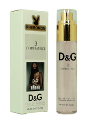 Парфюм с феромонами D&G 3 L`Imperatrice 45ml (ж)