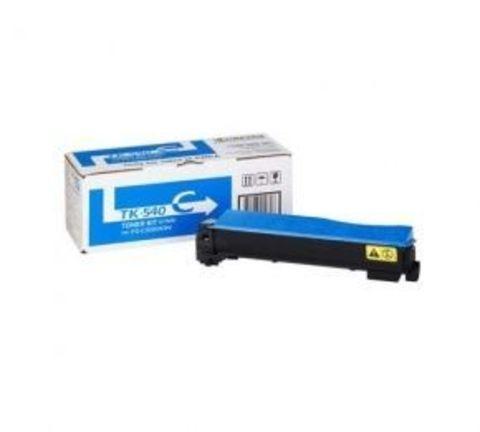 Kyocera TK-560C - голубой тонер-картридж для принтеров Kyocera FS-C5300DN, FS-C5350DN. Ресурс 10000 страниц.