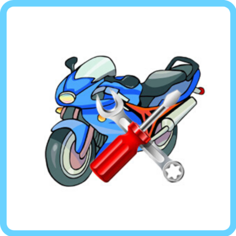 Сборка мотоцикла