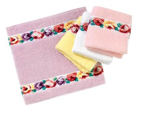 Элитная салфетка махровая Sorrent rosa от Feiler