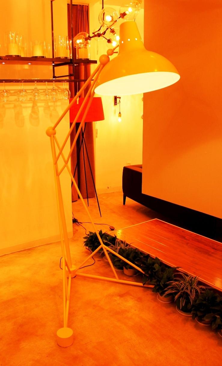 Diana Floor Lamp By Delightfull White