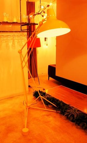 replica DIANA FLOOR LAMP by Delightfull ( white )