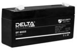 Аккумулятор Delta DT 6033 (125мм) ( 6V 3,3Ah / 6В 3,3Ач ) - фотография