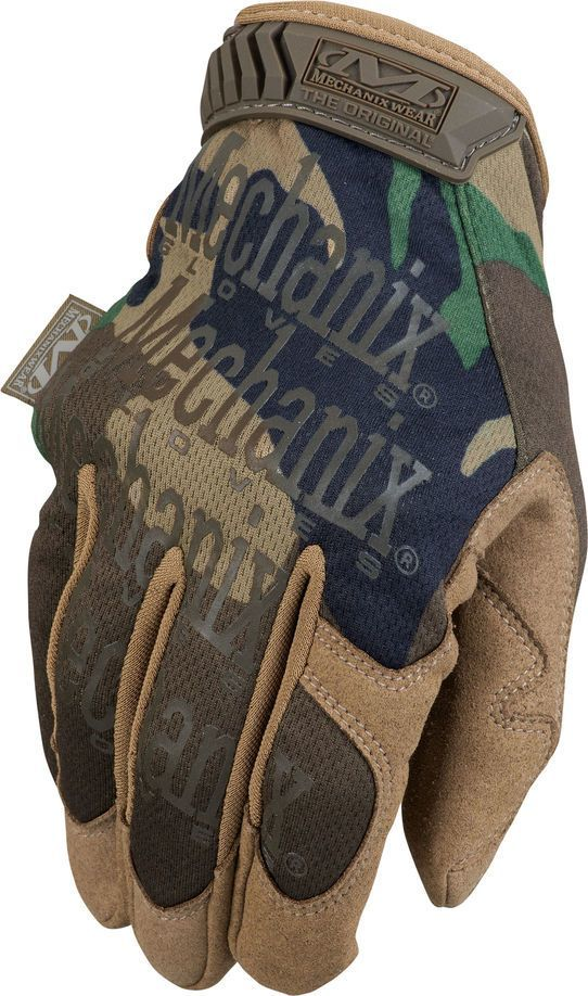 Перчатки Mechanix Original Camo